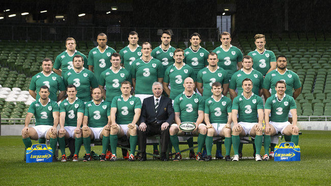 GUINNESS Series Preview: Ireland v Australia