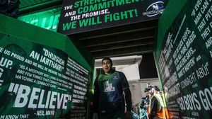 Connacht 43 Zebre 3, The Sportsground, Friday, November 21, 2014