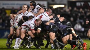 Ulster 25 Ospreys 16, Kingspan Stadium, Friday, November 21, 2014