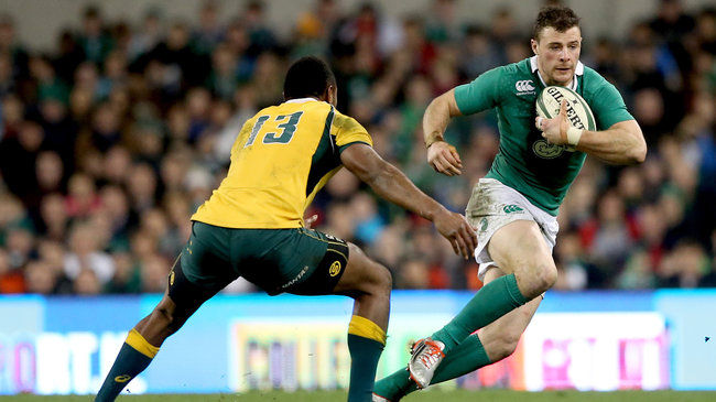 Henshaw: Brian Has Helped Me A Lot