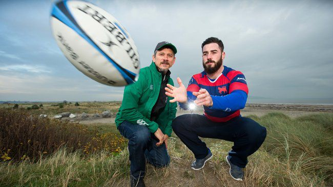 Irish Rugby TV: Les Kiss On The Ulster Bank League