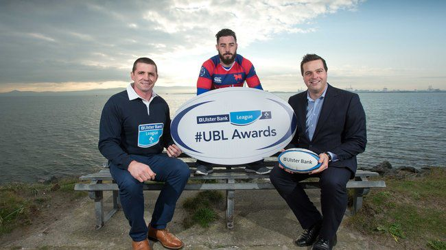 Irish Rugby TV: Ulster Bank Rugby Ambassador Alan Quinlan