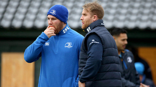 Mixed Injury News For Leinster