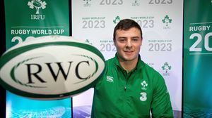Announcement Of Ireland's Rugby World Cup 2023 Bid, The Royal School, Armagh, Friday, December 5, 2014