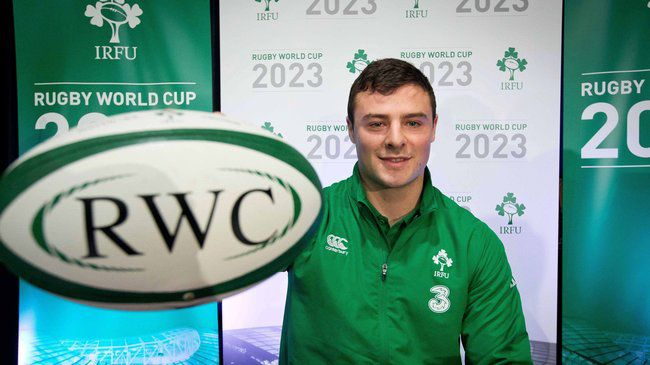 In Pics: Announcement Of Rugby World Cup 2023 Bid.
