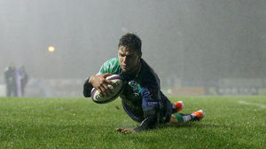 Connacht 42 Bayonne 19, The Sportsground, Saturday, December 6, 2014