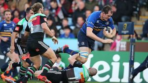 Harlequins 24 Leinster 18, Twickenham Stoop, Sunday, December 7, 2014