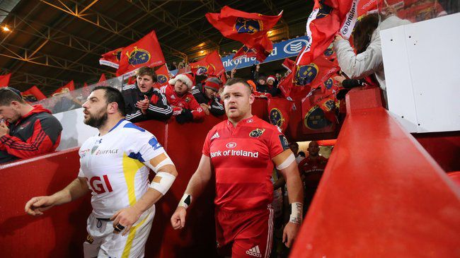 Disappointing Injury News For Munster Trio