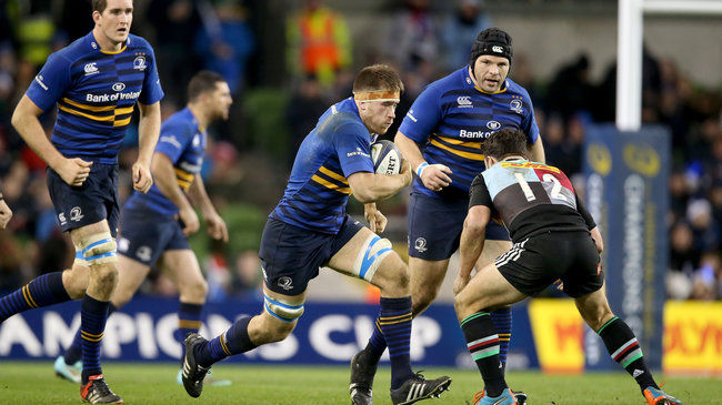Leinster Make Two Changes For Wasps Showdown