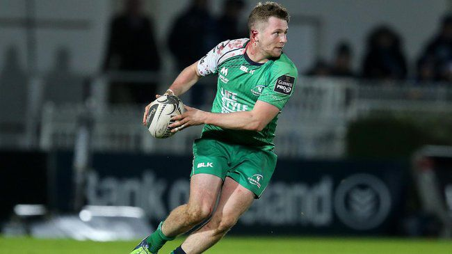 Connacht Half-Backs Sign New Deals