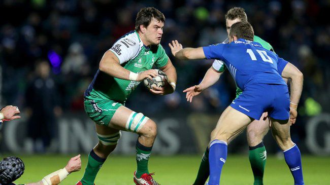 Roux's Connacht Loan Deal Is Extended