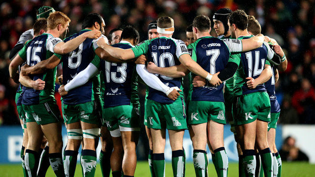 Lam Makes Seven Changes To Connacht Team