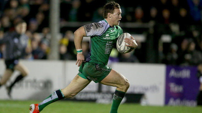 Four Changes For Connacht