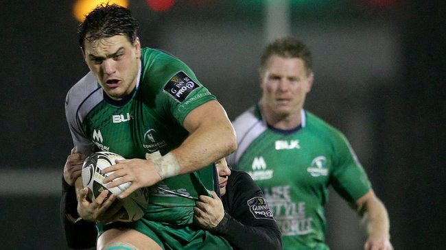 Connacht Announce New Deals For Roux And Dillane