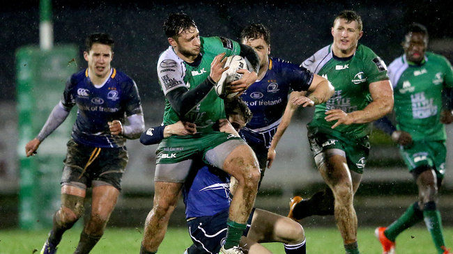 Connacht Eagles Come Out On Top Against Leinster 'A'