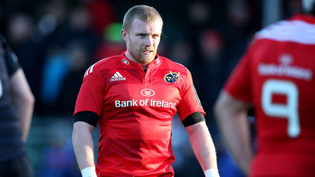 Earls And Hurley Pair Up For Munster