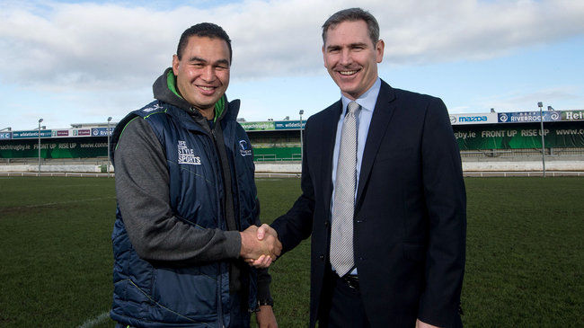 Lam Signs New Three-Year Deal With Connacht
