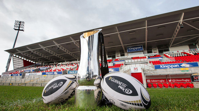 Belfast To Host 2015 PRO12 Final