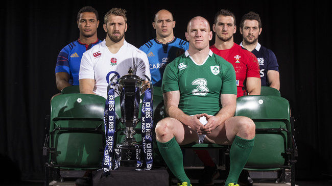 Irish Rugby TV: 2015 RBS 6 Nations Launch