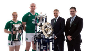 2015 RBS 6 Nations Launch, Hurlingham Club, London, Wednesday, January 28, 2015