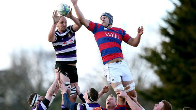 Terenure Plan A Day To Remember At Lakelands Irish Rugby