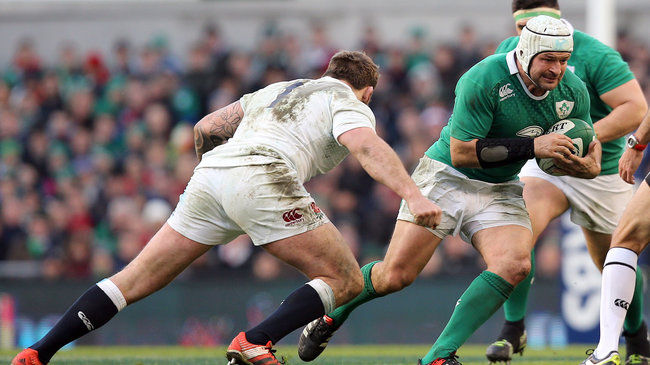 Test Match Preview: England v Ireland