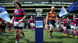 Lansdowne 18 Clontarf 17, Aviva Stadium, Saturday, May 9, 2015