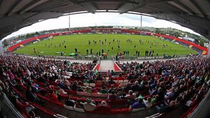 Ireland Open Training Session At Irish Independent Park, Cork, Wednesday, July 29, 2015