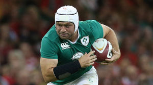 Ireland 2015 Rugby World Cup Squad - Forwards (17)