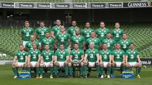 Ireland Captain's Run At The Aviva Stadium, Friday, August 14, 2015