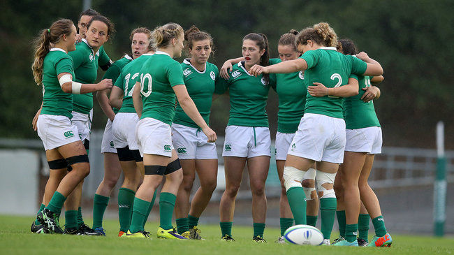 Irish Rugby TV: Ireland To Host Women's Sevens Olympic Repechage