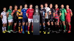 2015/16 GUINNESS PRO12 Season Launch, Diageo Headquarters, London, Monday, August 24, 2015