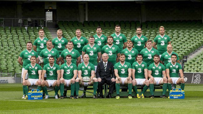 GUINNESS Summer Series Preview: Ireland v Wales