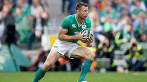 Ireland 2015 Rugby World Cup Squad - Backs (14)