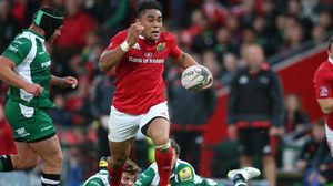 Munster 21 London Irish 15, Irish Independent Park, Friday, August 28, 2015