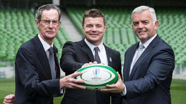 Irish Rugby TV: Ireland RWC 2023 Bid Meeting