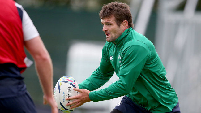 Irish Rugby TV: Jared Payne On Ireland's Twickenham Trip
