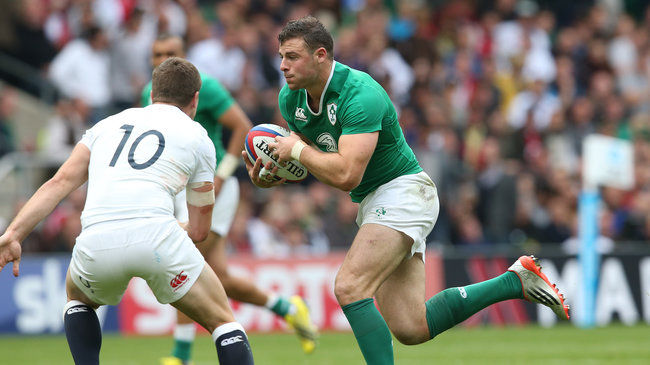 Ireland Slip To Sixth In World Rankings