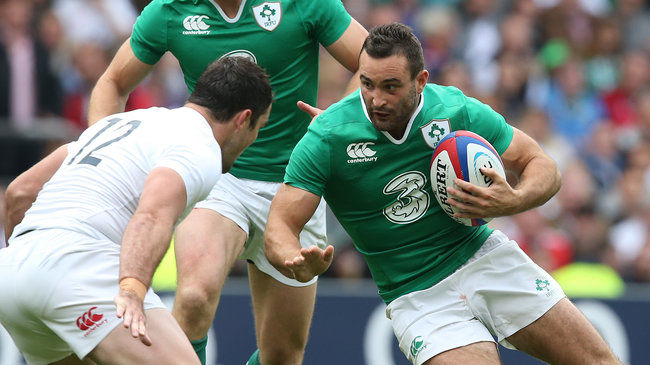 In Pics: England 21 Ireland 13