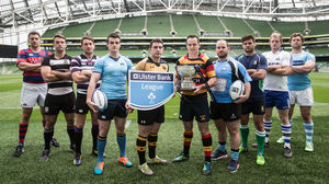 2015/16 Ulster Bank League Season Launch, Aviva Stadium, Wednesday, September 9, 2015