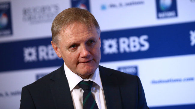 Irish Rugby TV: Joe Schmidt On The RBS 6 Nations