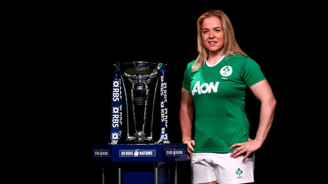 Irish Rugby TV: Niamh Briggs On The Women's RBS 6 Nations