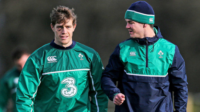 Irish Rugby TV: Andrew Trimble On His Return To The Ireland Squad
