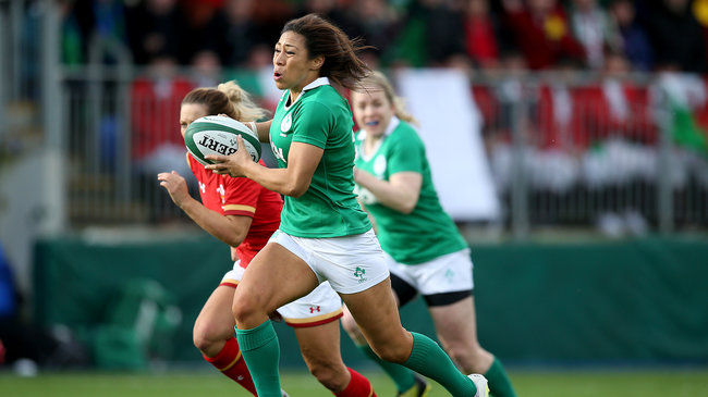 Irish Rugby TV: Ireland Women v Wales Women Post-Match Reaction