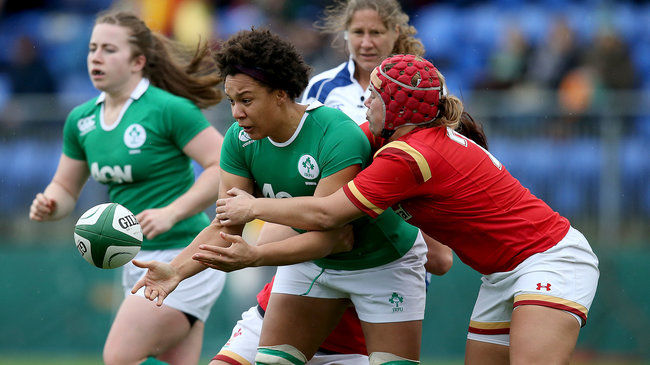 Irish Rugby TV: Ireland Women 21 Wales Women 3