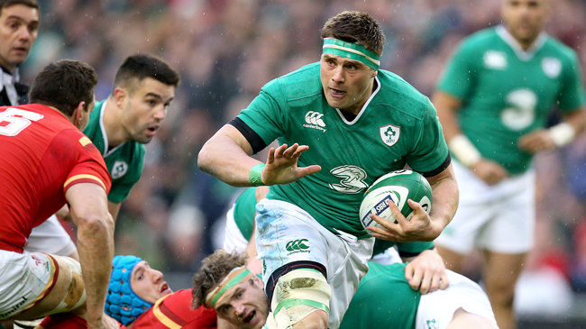 RBS 6 Nations Match Stats: Ireland 16 Wales 16