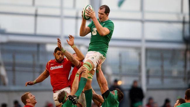 Irish Rugby TV: Devin Toner On Recovering For Round 2