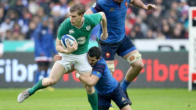 RBS 6 Nations Match Stats: France 10 Ireland 9