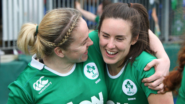 Irish Rugby TV: Kim Flood - Olympic Sevens Repechage Preview