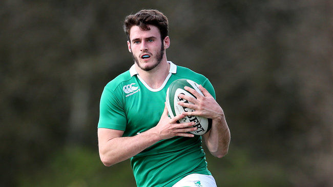 Irish Rugby TV: Colin McEntee Reviews The Age-Grade Internationals